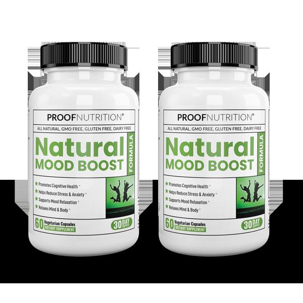 ПРОМО ОФЕРТА - Натурален Продукт за Борба Със Стреса - Natural Mood Boost