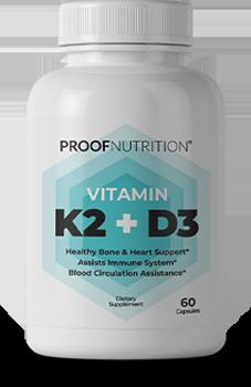 K2 D3 Vitamin